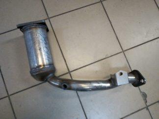 Пежо 206 1.6 16 клапанов приёмная труба с катализатором