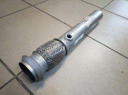 Пежо 406 1.8-2.0 ремонтная гофра глушителя.