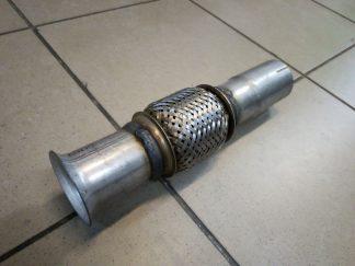 Рено Меган 8 клапанов 1995-2001 ремонтная гофра глушителя