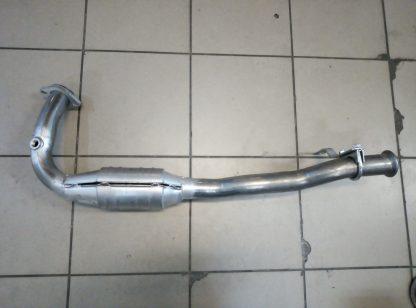 Рено Меган 1.4-1.6 8 клапанов 1994-2001 приёмная труба с катализатором