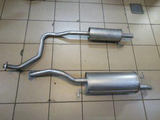 Выхлопная система на Тайота Приус-Toyota Prius 1,5 бензин