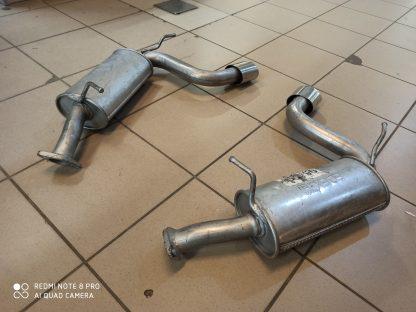 Глушитель Шевроле Каптива-Chevrolet Captiva 2,0-2,4-3,2 бензин